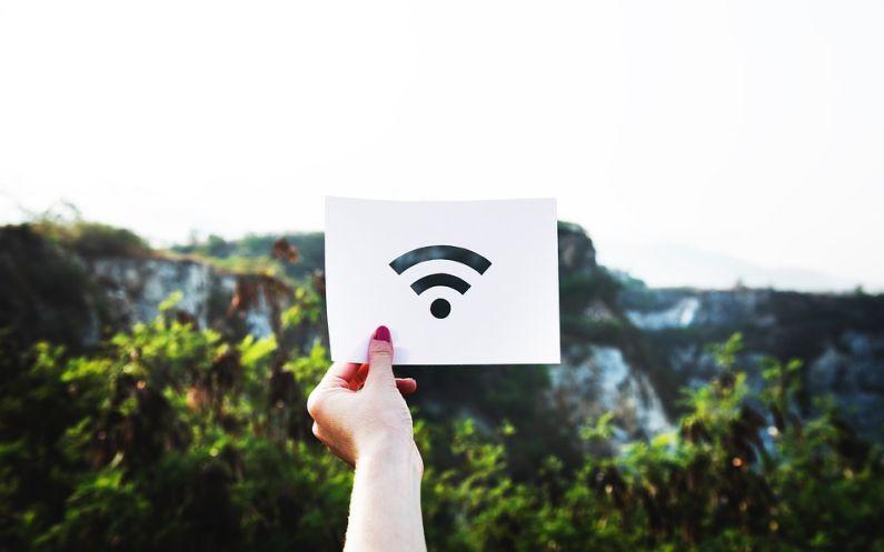 Bezprzewodowa sieć free WiFi